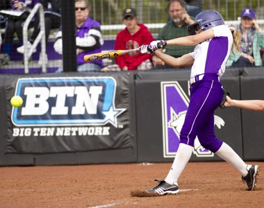 Softball: Northwestern holds on against UIC after early outburst