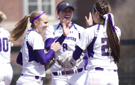 Northwestern pitcher Amy Letourneau took the loss against Wisconsin on Friday despite only allowing 3 hits and striking out 7 batters. The Wildcats gave up 3 unearned runs in the 3-0 season-ending loss to the Badgers.