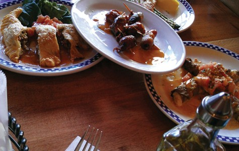 Best place for dinner with your parents: Tapas Barcelona