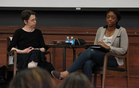 Students engage with interfaith panel aimed at decreasing violence