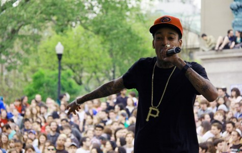 Updated: Wiz Khalifa will headline Dillo Day, Mayfest announces day before festival