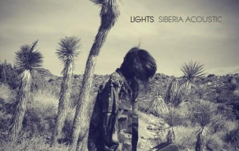 Lights grows as artist, loosens focus