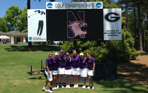 Northwestern women's golf finished 15th Friday at the NCAA Championships. Suchaya Tangkamolprasert led the Northwestern effort scoring 10 strokes better than any other Wildcat.