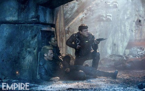 'Star Trek Into Darkness': A manhunt to the ends of space