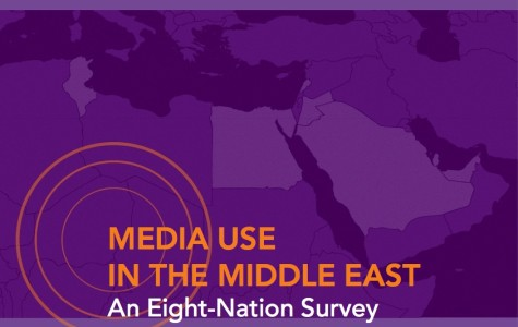 Northwestern University in Qatar released the preliminary results of a media use survey in the Middle East and North Africa on Tuesday. The survey was conducted over six months and polled more than 10,000 people in eight countries.