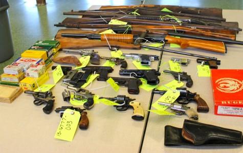 Photo gallery: Evanston's second gun buyback event