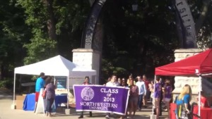 Class of 2013 marks first 4 years of March Thru the Arch