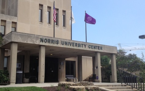 Norris gets summer facelift, rearranges space for student groups
