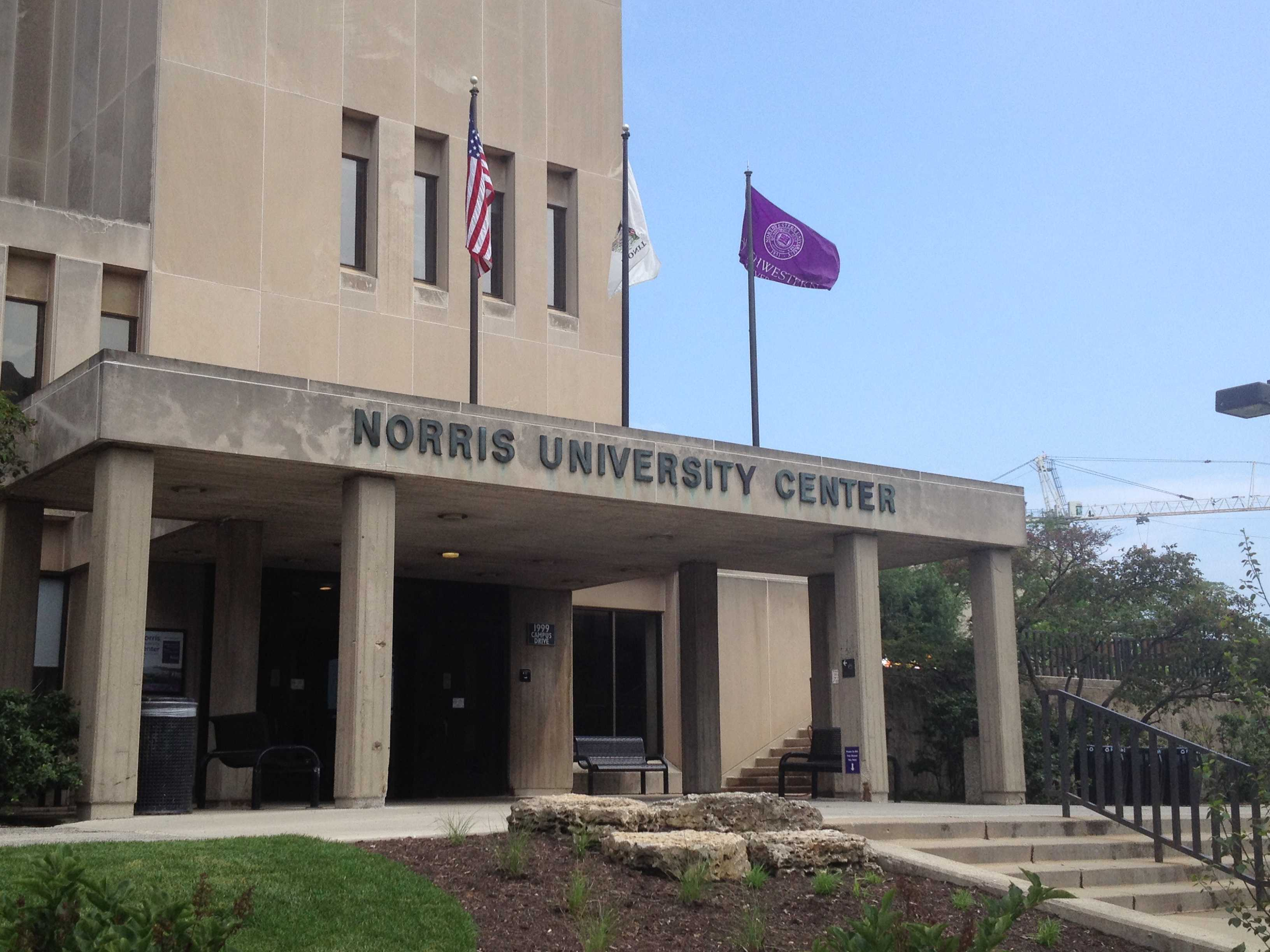 As the University weighs a new student center, Norris University Center is undergoing several changes this summer. One of the biggest changes is a rearrangement of space for student groups on the third floor.