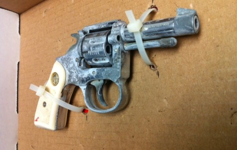 Police: 16-year-old boy tries to dump loaded gun while fleeing officers