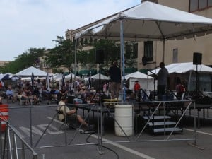 Fountain Square Art Festival held for first time after July Fourth