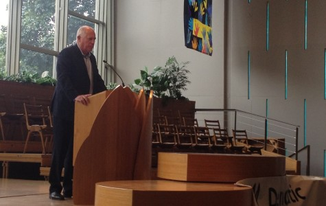 Illinois Gov. Pat Quinn rallies Evanston Democrats as election year looms