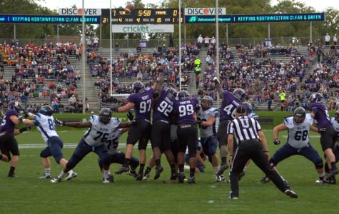 Photo gallery: Northwestern vs. Maine