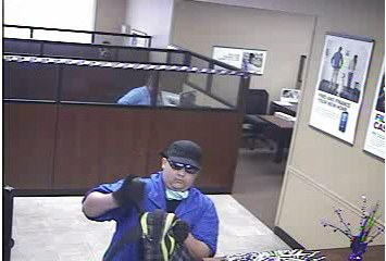 Evanston police looking for suspected Chase bank robber