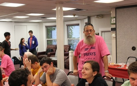 Chabad House looks to maintain recruitment levels in first full year of disaffiliation