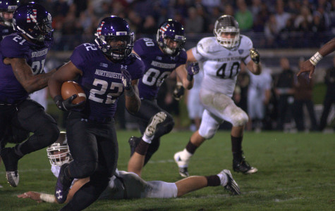 Football: Treyvon Green, Kain Colter help Northwestern run past Western Michigan