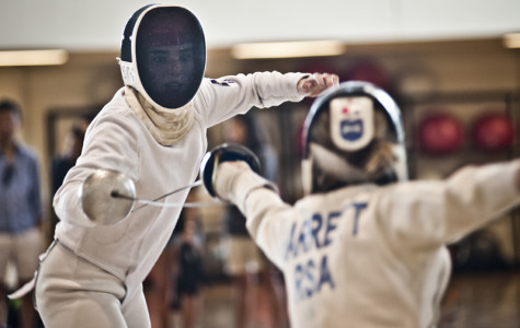Fencing: Northwestern shows promise at USFA Burton Open