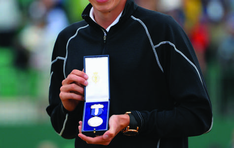 Men's Golf: Matt Fitzpatrick adjusting to college life as U.S. Amateur champion