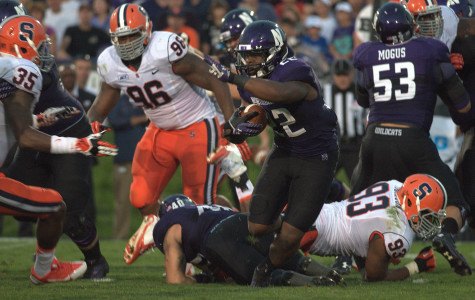 Northwestern offense keys victory over Syracuse