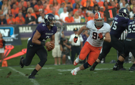 Football: Northwestern pummels Syracuse to move to 2-0