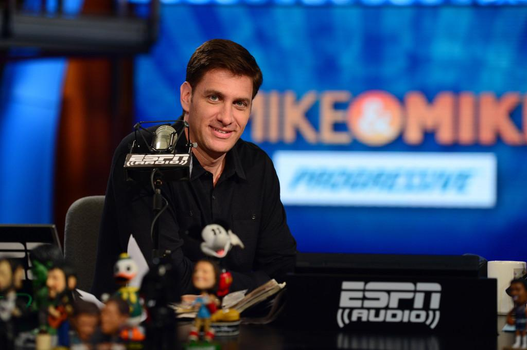 Mike Greenberg co-hosts the ESPN Radio show Mike and Mike. He stopped by the Rohan Report to talk Northwestern football.