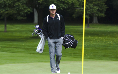 Senior Jack Perry shot an even par 70 in Monday's third round to finish in second place at the Windon Memorial. Perry was an All-American last season after leading the Big Ten with a 71.61 scoring average in the regular season last year.