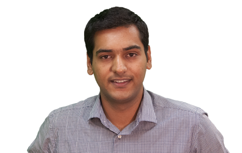 Patil: Q-and-A with McCormick Ph.D. student Bharath Pattabiraman