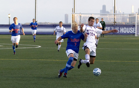 Men's Soccer: NU seeks first home, fifth consecutive victory