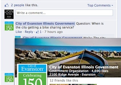 Evanston residents weigh in during virtual town hall