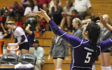 Volleyball: Northwestern commences Big Ten play on home court