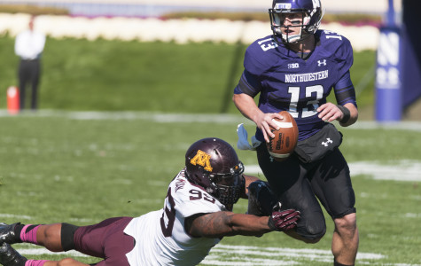 Photo gallery: Northwestern vs. Minnesota