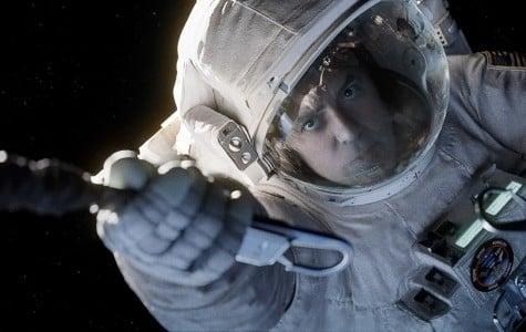 """Gravity"" is a smart sci-fi flick that will leave you gasping for air.