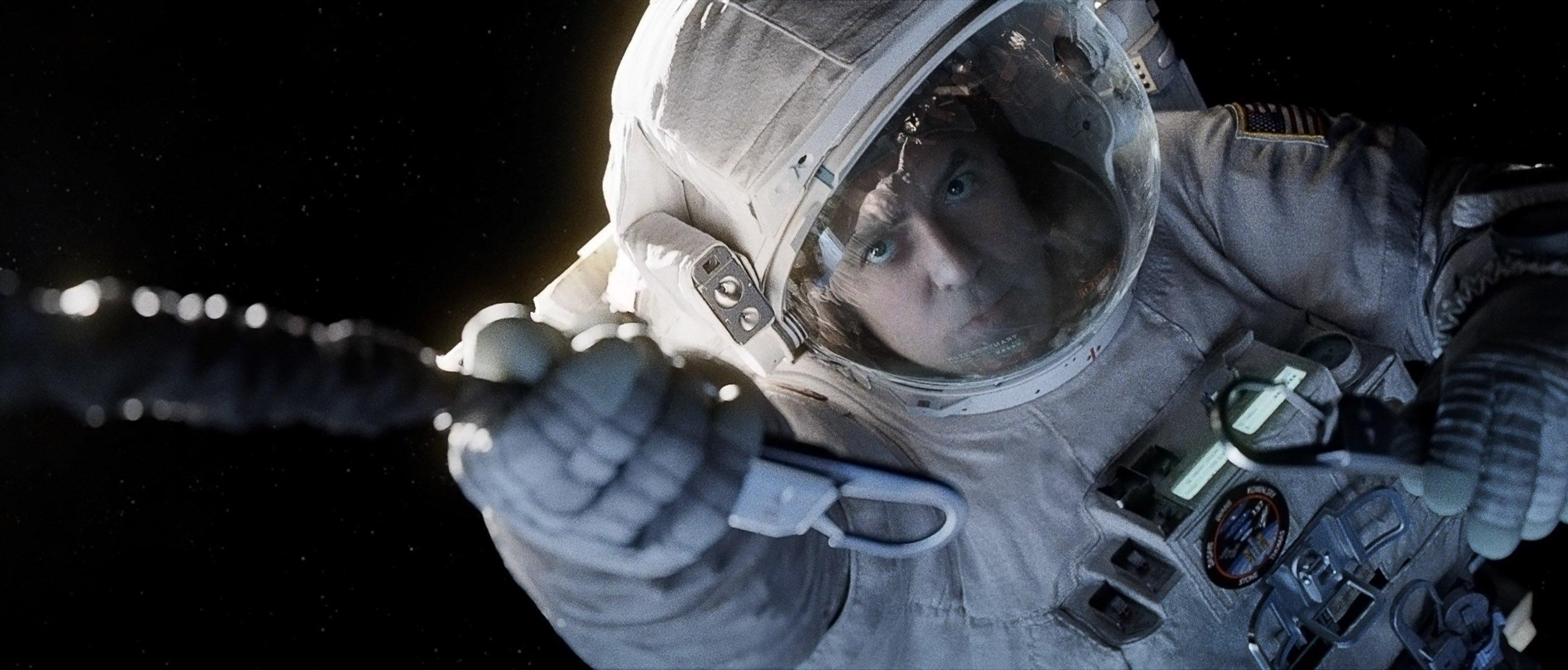 """""""Gravity"""" is a smart sci-fi flick that will leave you gasping for air. The movie, starring George Clooney and Sandra Bullock was released on October 4."""