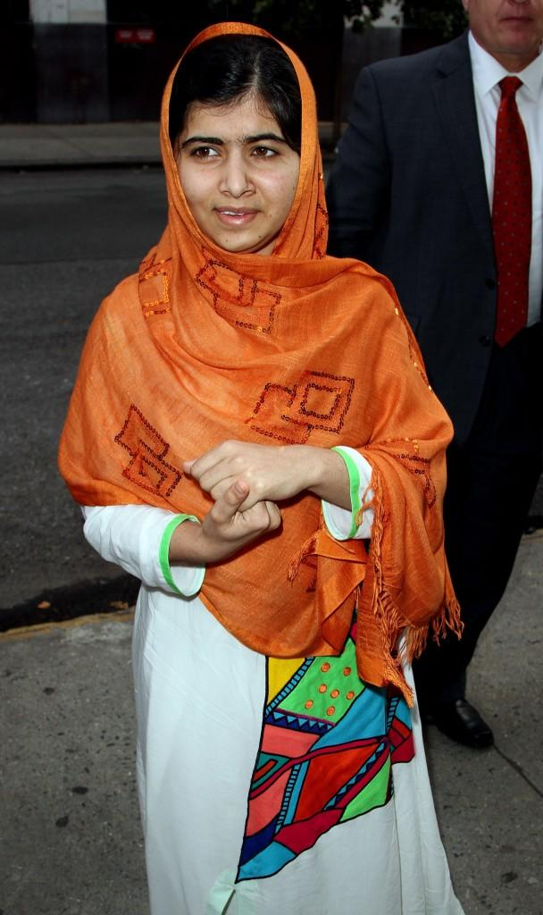 Malala+Yousafzai+is+an+advocate+for+education+and+women%E2%80%99s+rights.+Her+autobiography+%E2%80%9CI+am+Malala%E2%80%9D+was+recently+published.+