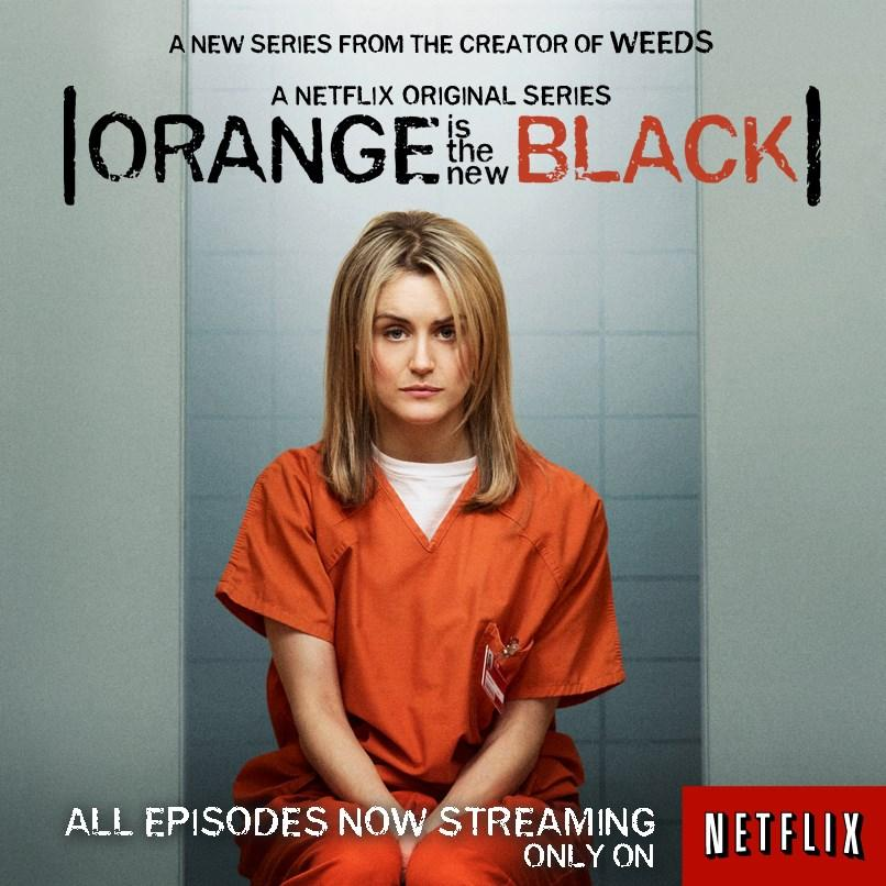 "Netflix announced this week that ""Orange Is The New Black"" is the streaming service's most-watched original series ever."