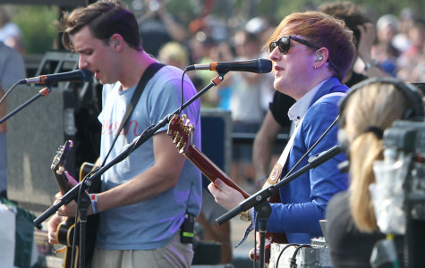 Two Door Cinema Club rocked the Riviera Theatre