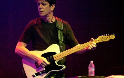 "Lou Reed is well-known for his 1973 hit ""Walk on the Wild Side.""  He was an icon in the world of classic rock music."