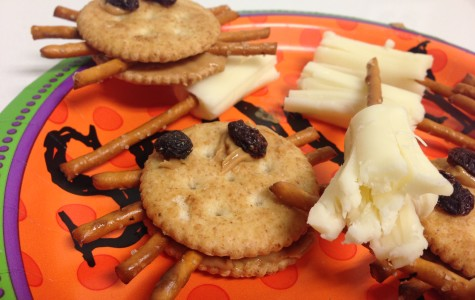 Pincidents: Healthy Halloween snacks prove mediocre