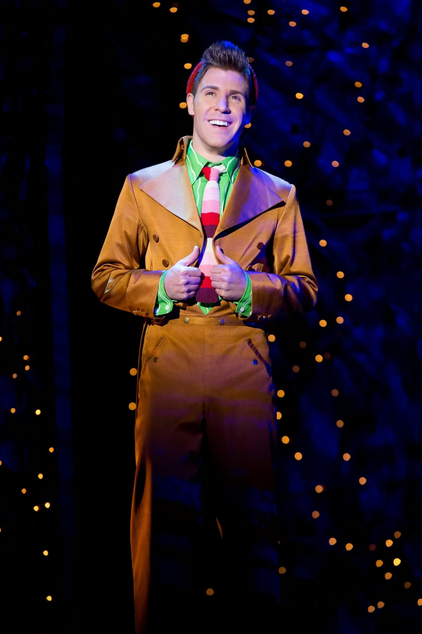 "Jesse JP Johnson plays Boq in the touring production of ""Wicked."""