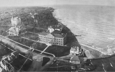 Northwestern archivist tells the history of university, city