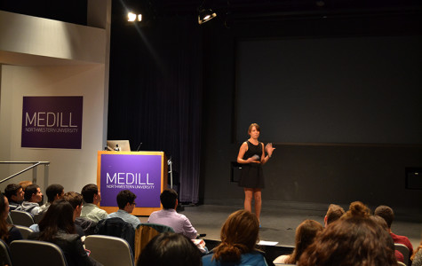 Author of viral article recounting sexual assault experience speaks at Northwestern