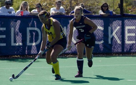 Field Hockey: Wildcats finish road trip bonanza in the Great Lake State