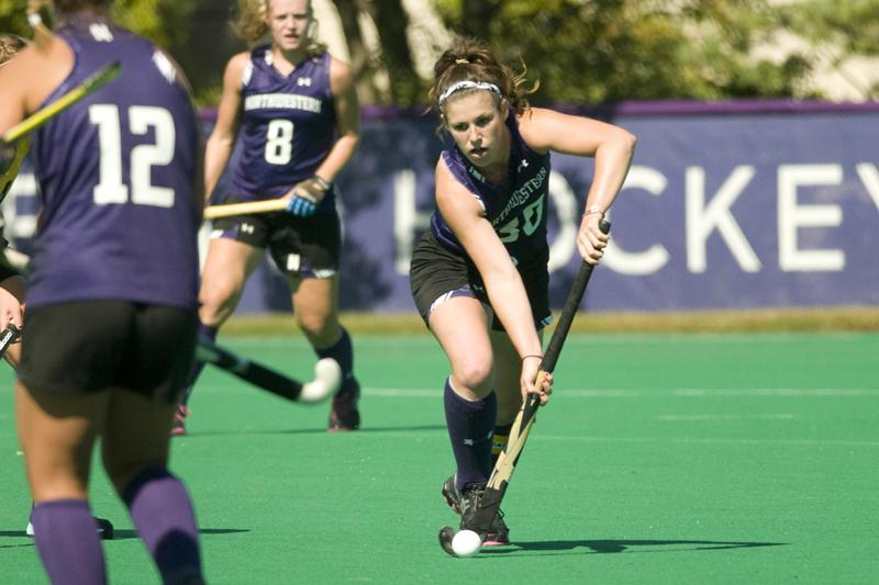 Nikki Parsley scored twice against Kent State, as Northwestern defeated the Golden Flashes 3-1 Sunday. The senior forward leads the Wildcats with 10 goals on the season, after scoring eight all of last year.