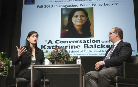 Harvard professor discusses Oregon health care experiment at IPR lecture