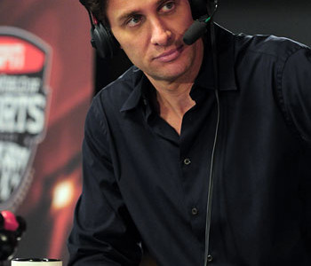 Q&A: Mike Greenberg, ESPN radio host and Homecoming grand marshal