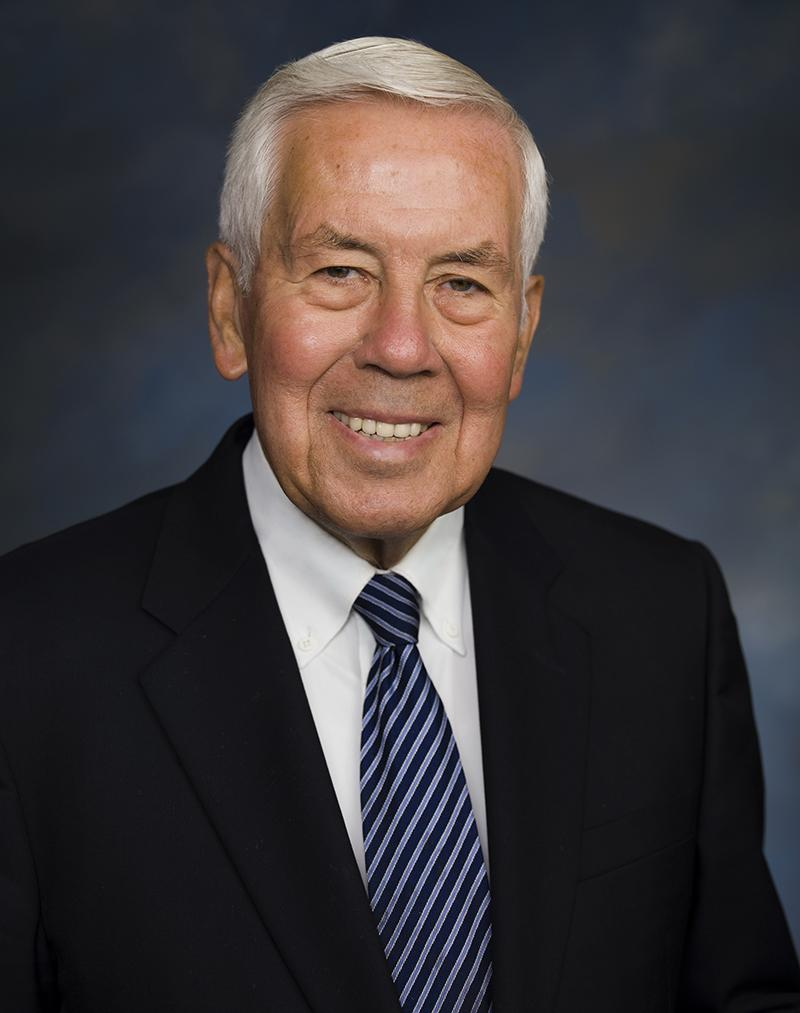 Former+Indiana+Sen.+Richard+Lugar+will+deliver+the+annual+Leopold+Lecture+on+Nov.+13.+Lugar+lost+his+seat+in+2012+to+a+primary+challenge+from+Tea+Party+candidate+Richard+Mourdock.%0D%0A