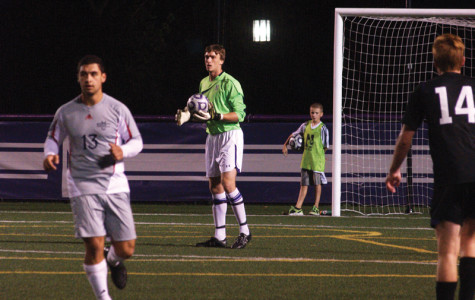 Goalie Tyler Miller has keyed Northwestern's recent hot streak. The junior is two-time reigning Big Ten Defensive Player of the Week for a team that has won seven straight games entering its Wednesday match with Bradley.