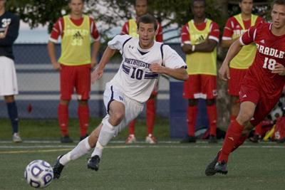 Men's Soccer: Wildcats tie third in a row