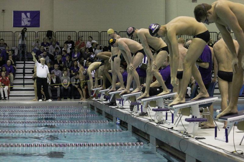 Northwestern hopes to blow Western Kentucky out of the water Friday in the Hilltoppers' homecoming meet. Senior Chase Stephens said the Wildcats will attempt to create their own home environment and silence the expected large crowd with early NU victories.