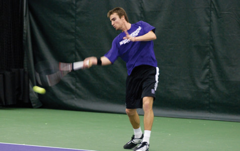 Men's Tennis: Wildcats look to build after underwhelming performance in first tournament